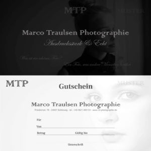 Marco Traulsen Photographie | Gutschein | Artikelbild