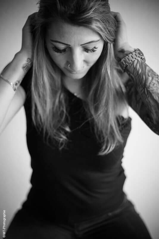 Schwarz weiß Portraits | Marco Traulsen Photographie